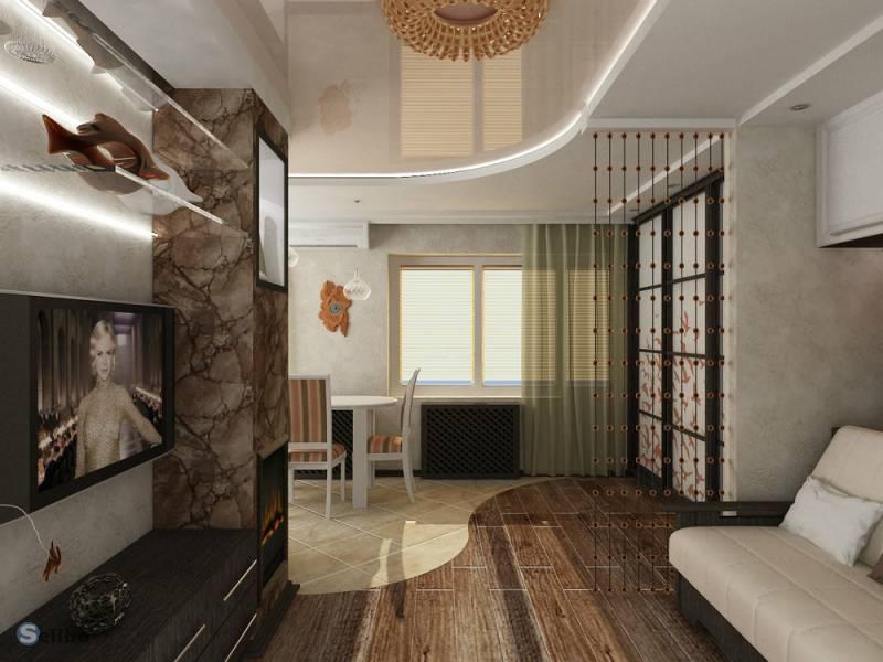 Переделываем двухкомнатную квартиру в трехкомнатную