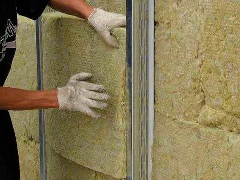 Применение изоляционных материалов