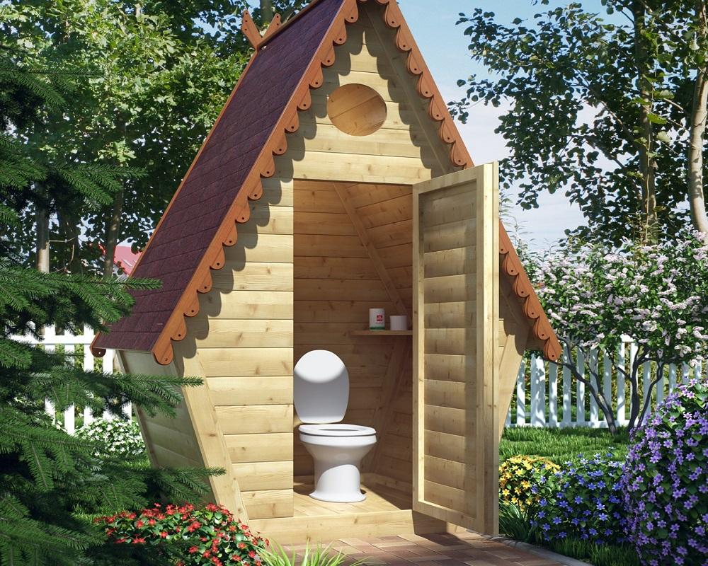 Какой туалет выбрать для дачи?