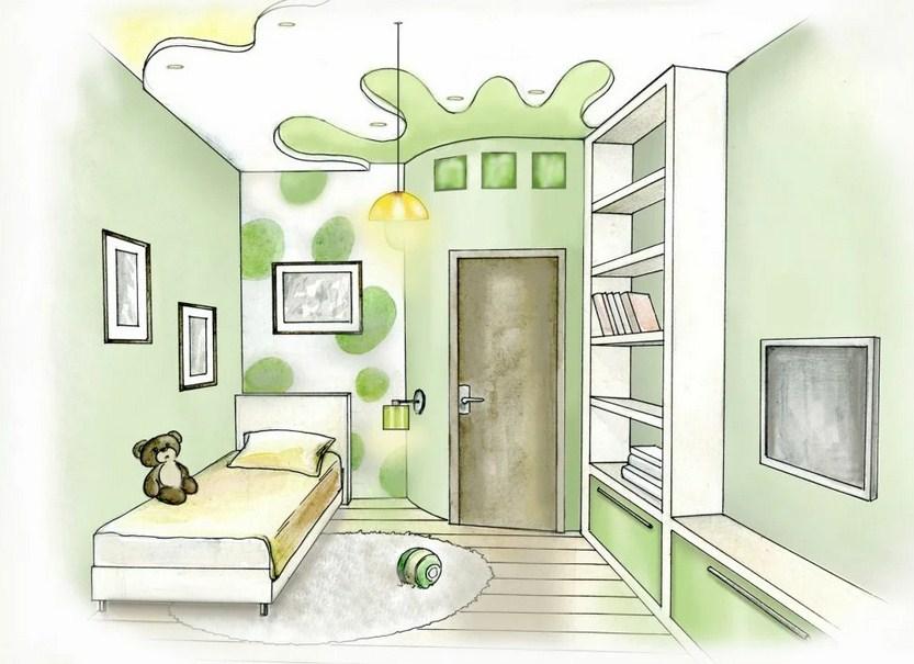 Как выделить комнату в квартире?