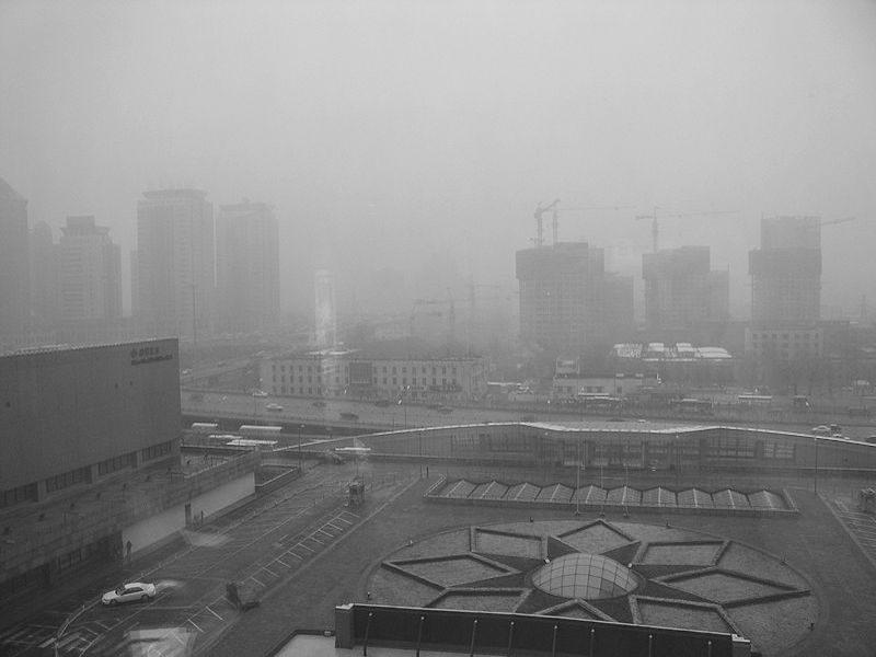 Новоселье и борьба со смогом