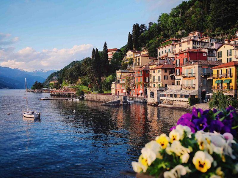 Недвижимость на озерах Италии