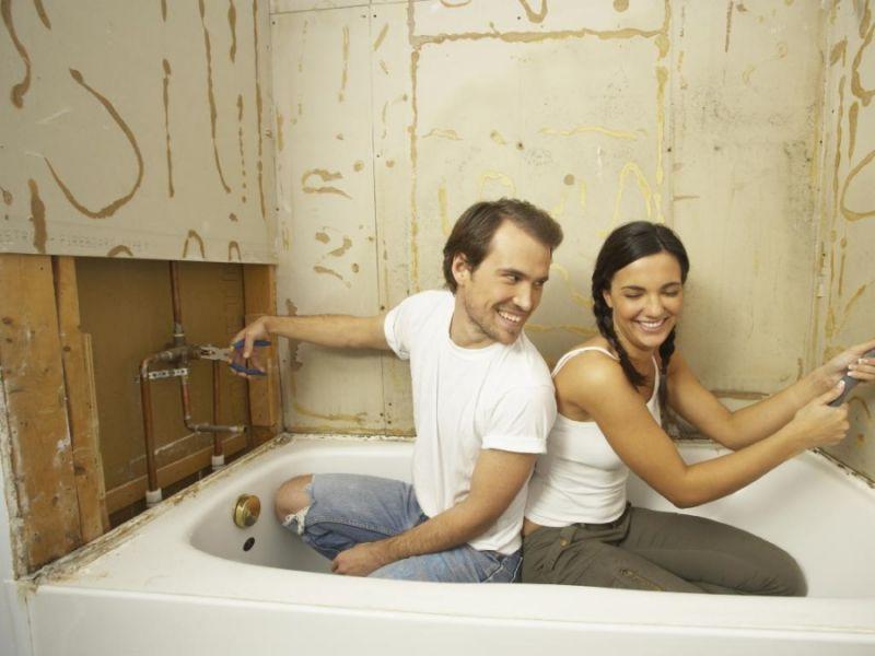 5 рекомендаций при ремонте ванной комнаты