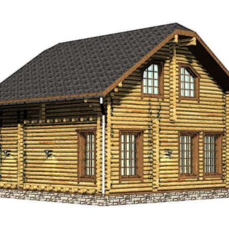 Планировка дома из бревна. Какие могут быть сложности?