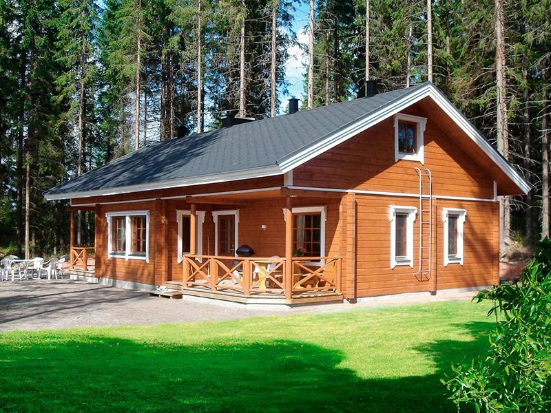 Дом по финской технологии, его плюсы