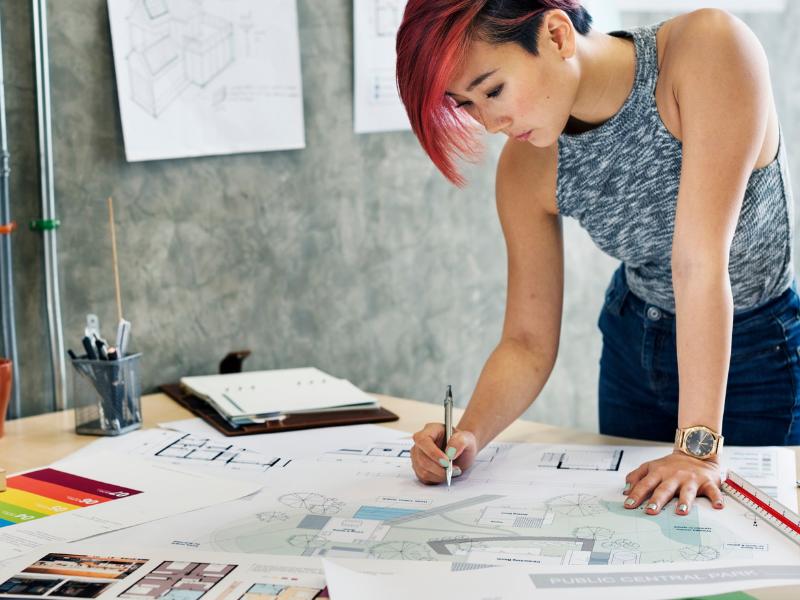 Как работать с архитектором?