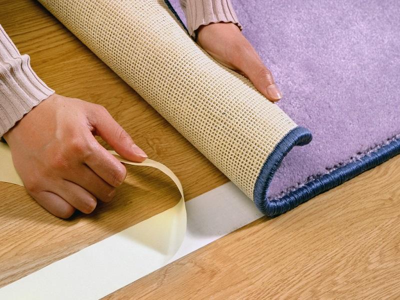 Как последовательно и правильно постелить ковролин?